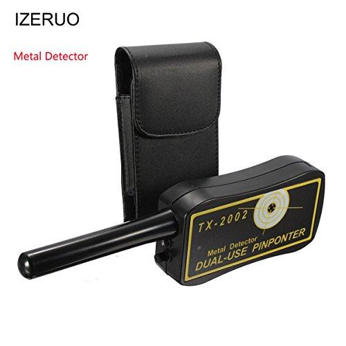 Unionchant Handheld TX2002 Metal Detectors Pro Pointer Sensitivity Pinpointer Metal Detector TX-2002