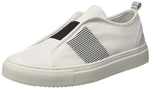 Bikkembergs Amb-Er 901, Zapatillas de Estar por casa para Mujer, Blanco (White 800), 39 EU: Amazon.es: Zapatos y complementos