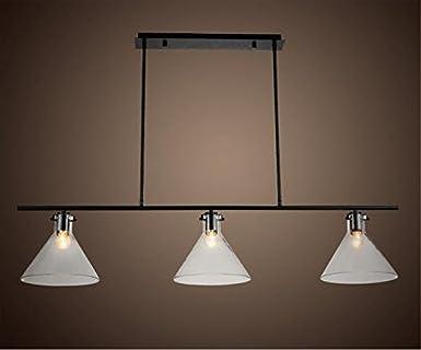 Kronleuchter Schwarz Metall ~ Moderne industrielle beleuchtung metall schatten loft