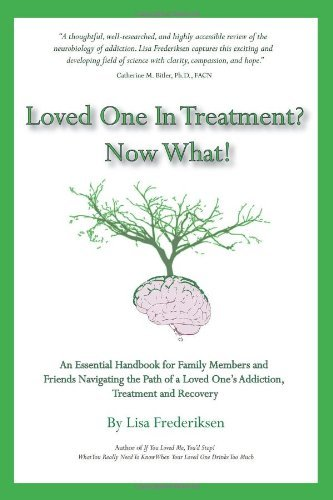 Loved One in Treatment? Now What!: An Essential Handbook for Family Members and Friends Navigating the Path of a Loved One's Addiction, Treatment and Recovery ebook