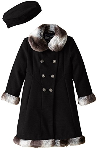 Rothschild-Little-Girls-Dressy-Coat-with-Faux-Fur-Trim