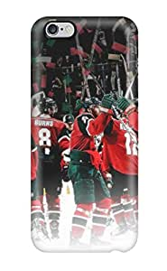 Fashionable Style Case Cover Skin For Iphone 6 Plus- Minnesota Wild Hockey Nhl (96)