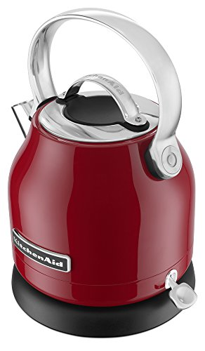 Kitchenaid Kek1222er Electric Kettle In Red Deals Coupons