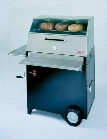 - Hasty-Bake 256 Gourmet Dual Finish Charcoal Grill