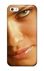 New Arrival CrVzLMU5895oullo Premium Iphone 5/5s Case(adriana Lima)