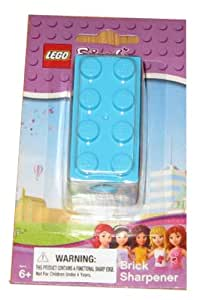 Lego Friends Brick Pencil Sharpener