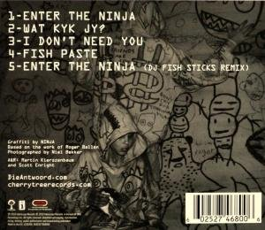 5 - EP: Die Antwoord: Amazon.es: Música