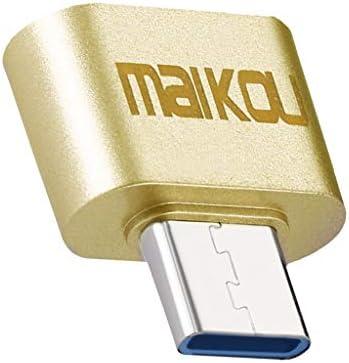 マイクロUSBオス USB2.0 OTGアダプタデータ 変換 Androidスマホ用