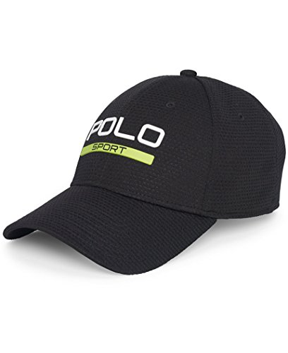 Ralph Lauren Polo Sport Men's Stretch-Fit Performance Hat (L/XL, - Performance Hat Fit Stretch