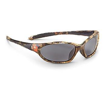 Amazon.com: Mossy Oak Ridgeline polarizadas anteojos de sol ...