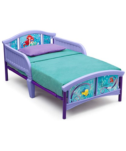 Price comparison product image Disney Little Mermaid Toddler Bed