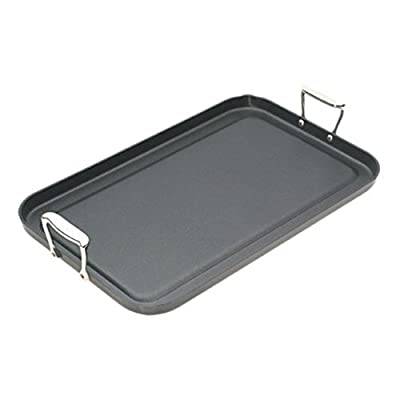 All-Clad Hard Anodized Non Stick Grande Griddle