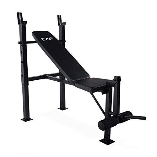 CAP Barbell Standard Bench Black