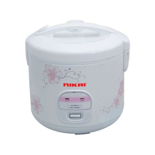 Nikai NR674N3 1.8L Ricecooker with steamer for 220/240V 50Hz ( will not work in USA)