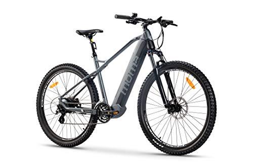🥇 Moma Bikes Bicicleta Eléctrica E-MTB 29″