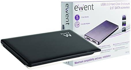 Ewent EW3751 - Caja externa de disco duro (2.5
