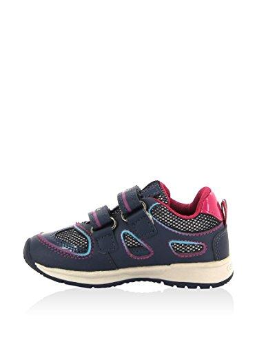 Geox B44T3A 054AS Zapatos Niño Azul Marino