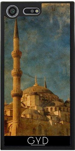 Funda Silicona para Sony Xperia XZ Premium - Mezquita Azul by svetico
