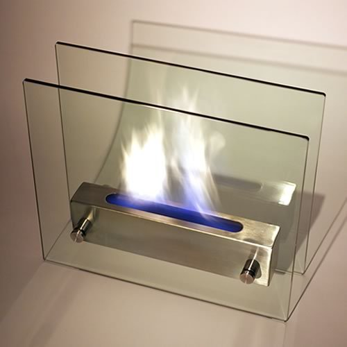 Nu-Flame Irradia Tabletop Fireplace Blu World / Nu- Flame NF-T2IRA