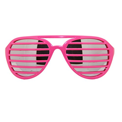 Aviator Pilot Shutter Party Club Sunglasses Sh01 (Pink, - Recommended Sunglasses Pilots