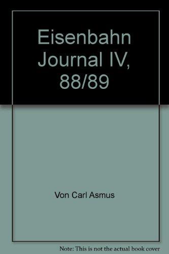 (Eisenbahn Journal IV, 88/89)