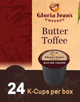Gloria Coffees BUTTER TOFFEE Brewers product image