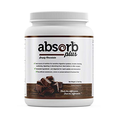 - Absorb Plus (1kg, Simply Chocolate)