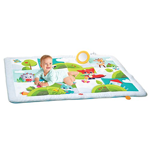 Tiny Love Meadow Days Super Play Mat (Floor Mat For Babies To Play On)