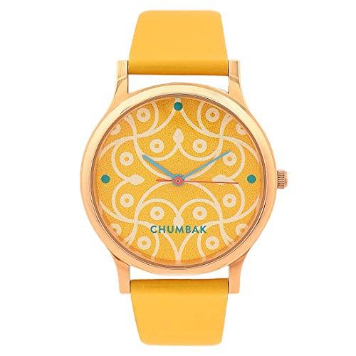 Chumbak Pixel Blossom Wrist Watch