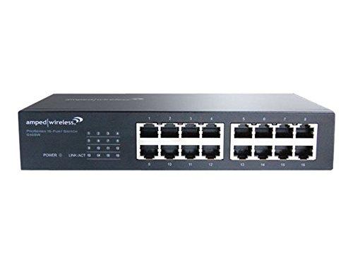Amped Wireless ProSeries 16-Port Gigabit Switch (G16SW) by Amped Wireless