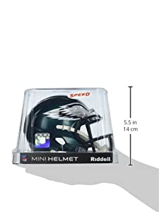 Riddell Revolution Speed Mini Helmet - Philadelphia Eagles