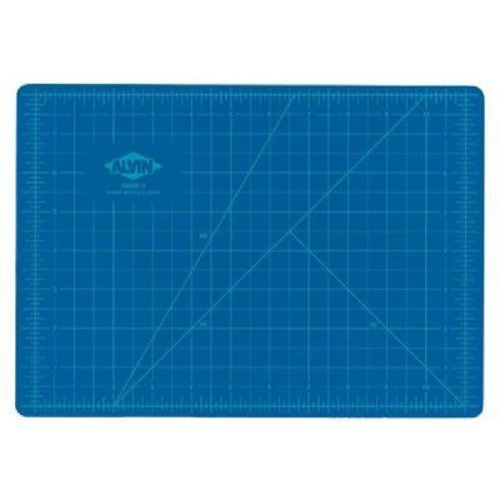 Alvin HM Series Blue/Gray Self-Healing Hobby Mat 24 x 36 by Alvin by Alvin