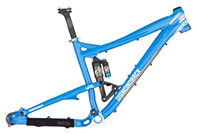 Diamondback 2013 Scapegoat Bike Frameset, Blue