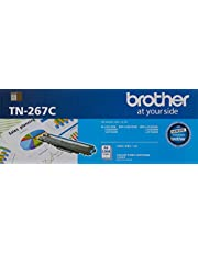 Brother TN-267C Original Toner Cartridge Compatible with DCP/HL/MFC, 2300 Pages, Cyan