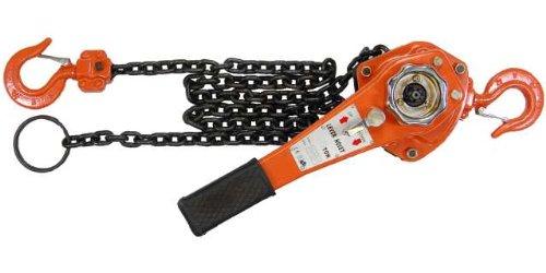 3 Ton Chain Hoist Chain Come Along Chain Puller 15 Foot (Chain Hoist 15 Foot)