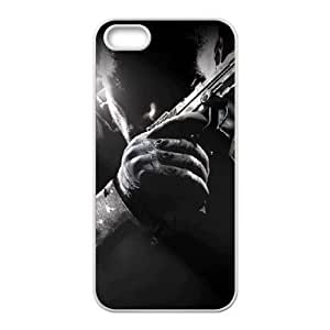 iPhone 5,5S phone cases White Call of Duty Black Ops Phone cover KLW4115400