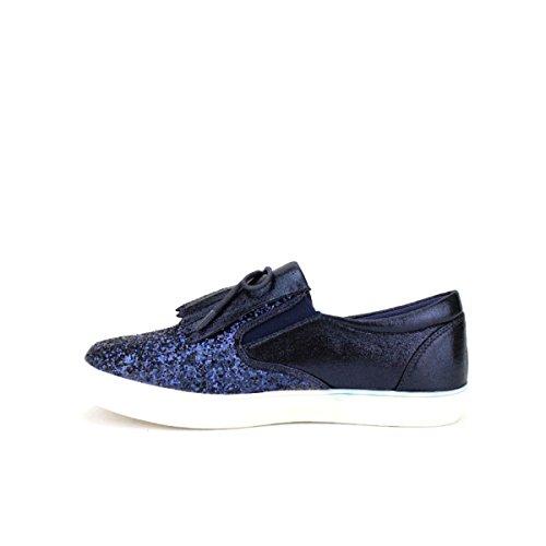 Creamcream Bleu Blue Mode Cendriyon Chaussures Basket Femme qOw6SCxfE