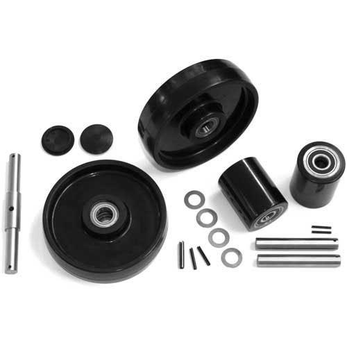 Gps-Complete-Wheel-Kit-For-Manual-Pallet-Jack-Fits-Multiton-Model-Tm-M-J
