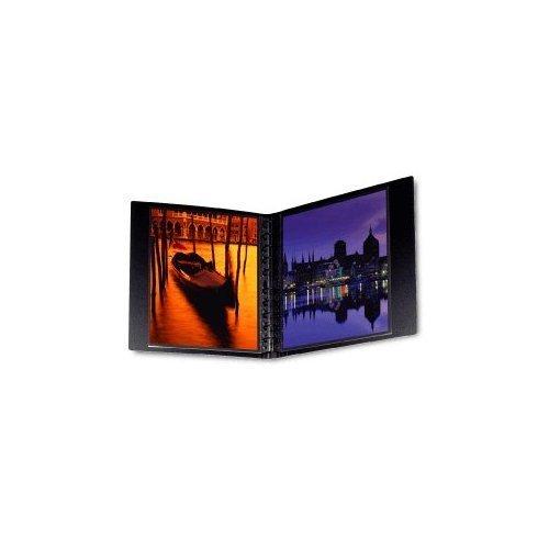Art Portfolio Standard Binder Multi Ring Album Size: 8.5