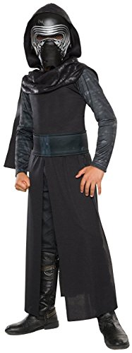 Star Wars Deluxe Sith Robe Child Costumes (Deluxe Kylo Ren Child Costume - Small)