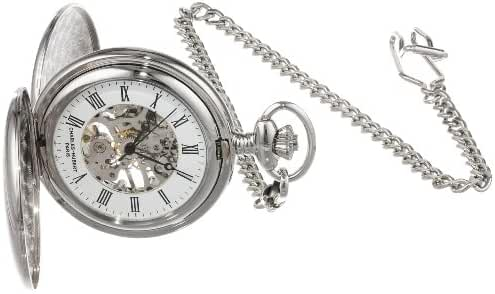 Charles-Hubert, Paris 3575-W Mechanical Pocket Watch