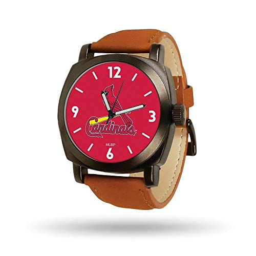 - Gifts Watches MLB St. Louis Cardinals Knight Watch by Rico Industries
