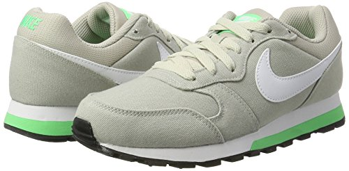white Donna Green electro Multicolore Shoe Runner Md 2 Nike Scarpe Grey Fitness pale Women's HO0wcqP