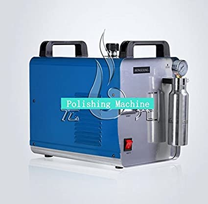 Agua de hidrógeno GOWE oxígeno soldador llama pulido pulidor Machine95L
