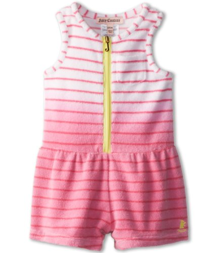 Juicy Couture Baby Baby Girls' Ombre Romper, Stripe, 3 6 Months