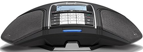 Konftel 840101077 Model 300Wx with DECT Base US Version, Conference guide helps you make multi-party calls and store conference groups, Phone book stores contacts, Record meetings to a memory card by Konftel