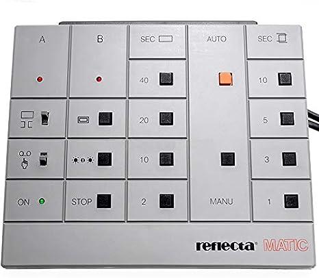 Reflecta Matic Sistema de Control de disolución para proyectores ...