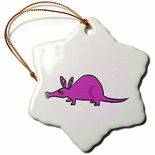 Aardvark Ornament