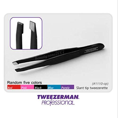 (Professional Slant Tweezerette 1110-CP Variety Color)