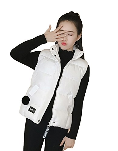 こどもの日空処方する「ReiRei」レディースファッション冬服ベストダウン 中綿 ポケット ベスト ノースリーブ パーカー 冬 ベスト 厚手生地 中綿入れ ベスト